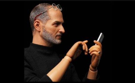 El muñeco de Steve Jobs se cancela