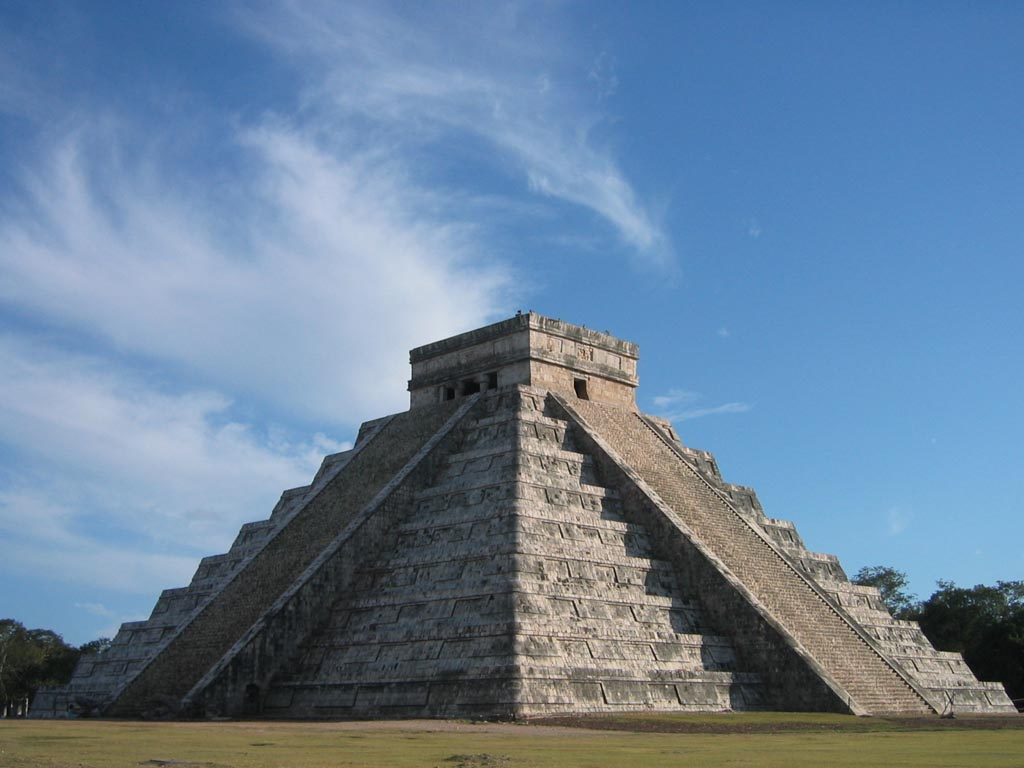 México, entre maravillas del mundo moderno chichen itza